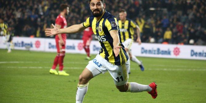Fenerbahçe - Demir Grup Sivasspor: 2-1