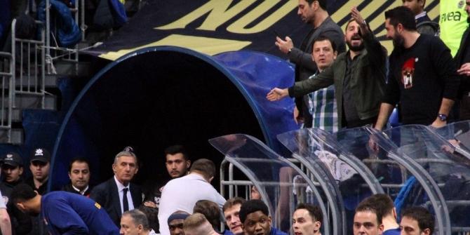 THY Euroleague: Fenerbahçe Beko: 88 - Barcelona Lassa: 82