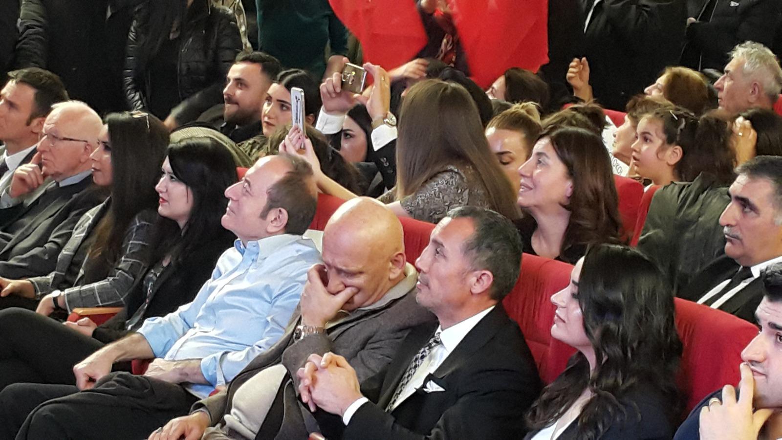 CHP Kartal'da proje tanıtım toplantısında Altınok Öz krizi yaşandı
