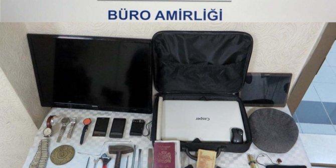 Ankaralıların kabusu olan 2 hırsız tutuklandı