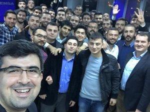 Erkan Gül, İstanbul İl Yönetiminde