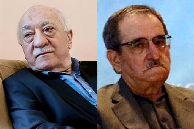 kardeşi Salih Gülen ile ilgili görsel sonucu