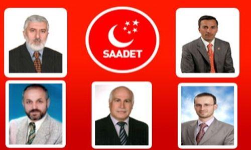 12 Haziran 2011 Yerel seçimleri |Saadet Partisinin Pendik'in Aday Adayları