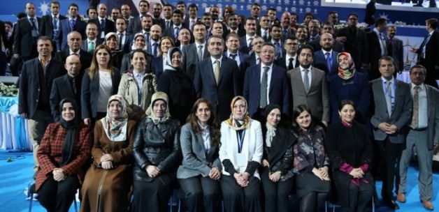 Ak Parti İstanbul'un İl Yönetimi Tamam