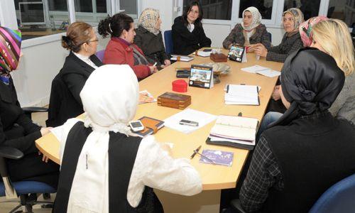 Tuzla Belediyesinin Kadın Gönüllüleri