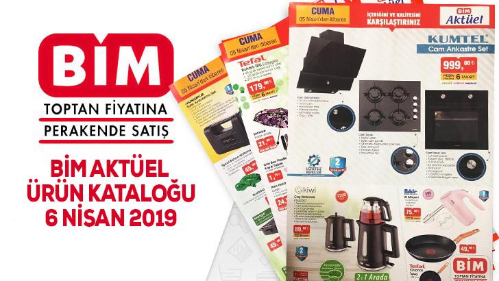 Bim 5 Nisan 2019 Aktuel Indirim Listesi Bim Katalogu