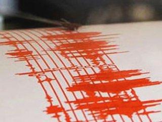 Antalya'da 4.7 büyüklüğünde deprem