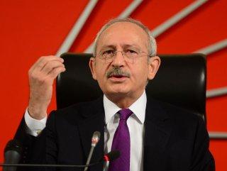 Kılıçdaroğlu Meclis'teki kavga hakkında konuştu