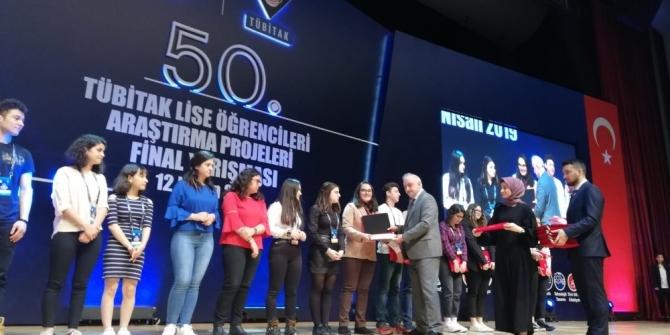 Düzceli öğrencimatematik alanında Türkiye 3. oldu