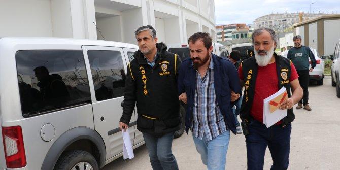 GÜNCELLEME - Bursa'daki kuyumcu soygunu