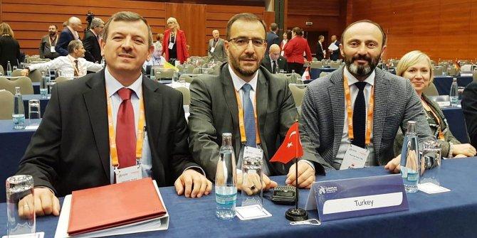 TAF Başkanı Fatih Çintimar, Avrupa Atletizm Birliği Yönetimi'ne seçildi
