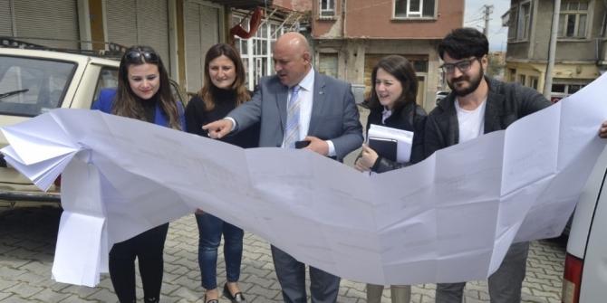 Buldan'da sokak iyileştirme çalışmaları kaldığı yerden devam edecek