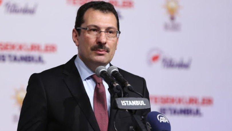 AK Parti seçimlerin yenilenmesi için flaş adımı attı