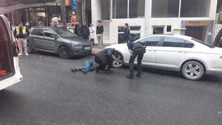 İstanbul Kağıthane'de silahlı çatışma: 1 kişi öldü
