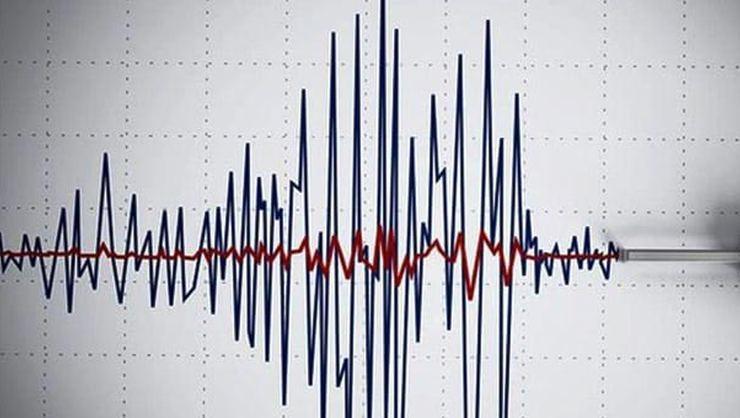 O il sabaha 4.5 büyüklüğündeki depremle uyandı