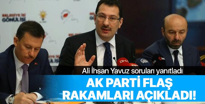 AK Parti'den İstanbul itirazı ile ilgili açıklama geldi