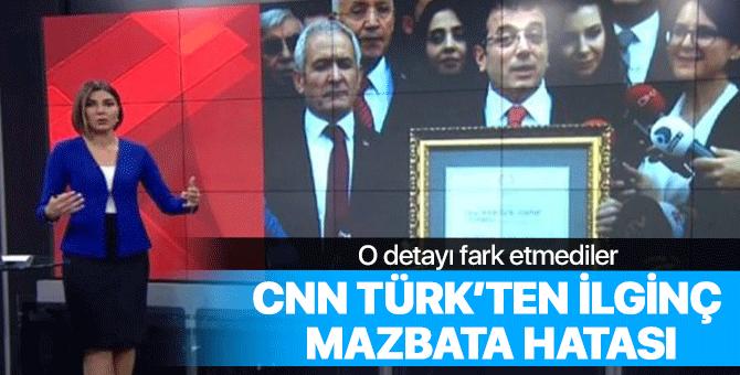 CNN Türk'ün mazbat hatası alay konusu oldu