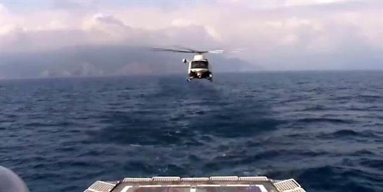 Akdeniz'de dev uyuşturucu operasonu: 5 ton ele geçirildi