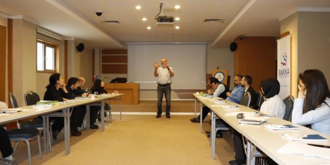 BAKKA Personeline Ennegram ve Tasarımcı Düşünce atölyesi eğitimi