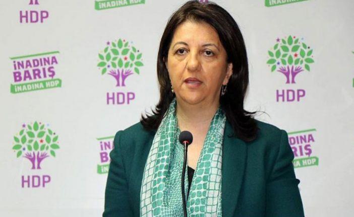 HDP Eş Genel Başkanından tepki çeken 'Kürdistan' itirafı!