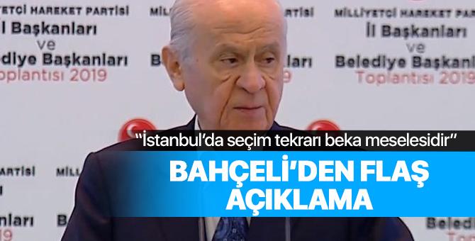MHP Genel Başkanı Devlet Bahçeli MHP Antalya kampında konuştu