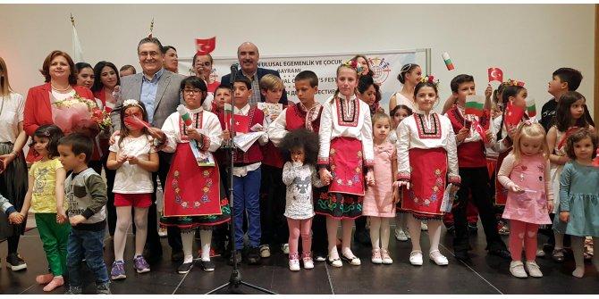 Sofya'da, 23 Nisan coşkusu