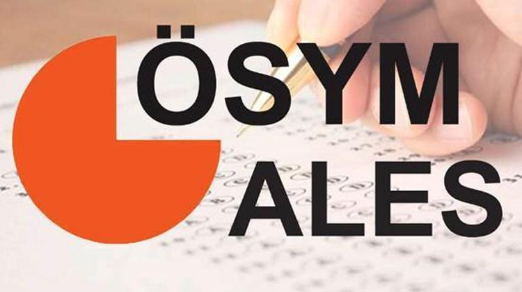 ALES sınav yerleri açıklandı: ALES 2019 giriş belgesi sorgulama