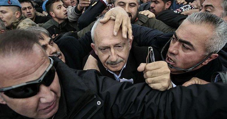 Kılıçdaroğlu'na saldırı soruşturmasında 3 şüpheli serbest!