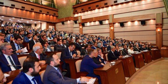 İBB Meclisi'nde 3. oturum tamamlandı