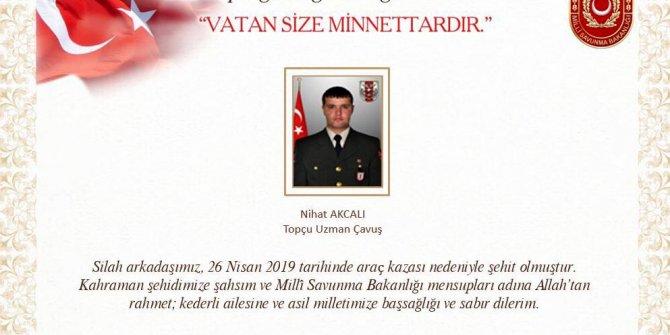 Polatlı Topçu ve Füze Okulu'nda kaza: 1 asker şehit (2)