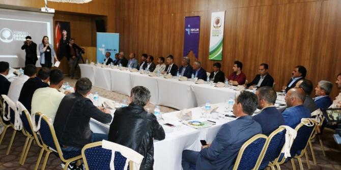 Diyarbakır'da dayıbaşlarına eğitim