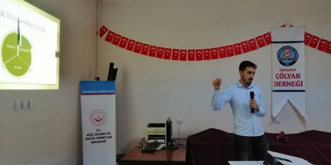 'Çölyak Farkındalık' semineri düzenlendi