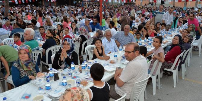 Mersin Büyükşehir'den Ramazan tasarrufu