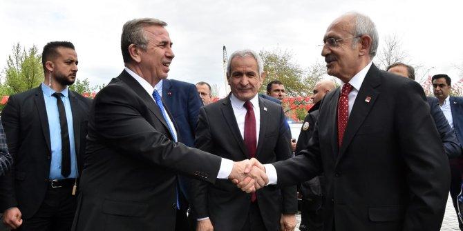 Kılıçdaroğlu'ndan Yavaş'a 'hayırlı olsun' ziyareti