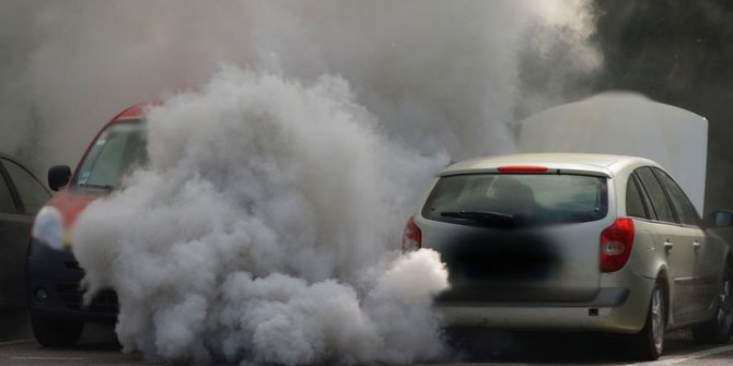 Amsterdam'da dizel ve benzinli araç yasağı görüşülecek