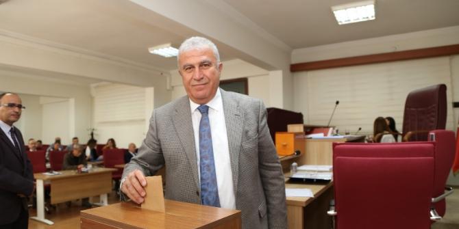 Efeler Belediye Meclisi Mayıs ayı toplantısı yapıldı