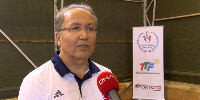 Tenis Federasyonu Başkanı Durmuş: İstanbul Cup dünyaya açılan penceremiz