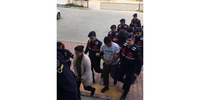 Mavi kategoride aranan MLKP'li terörist, Edirne'de yakalandı