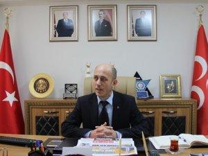 """Serdar Okay, """"Yeni İlçe Binamızda Genel Seçimlere Hazırız"""""""