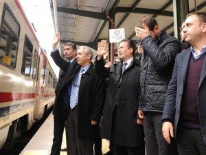 İstanbul'dan Diyarbakır'a Barış Treni