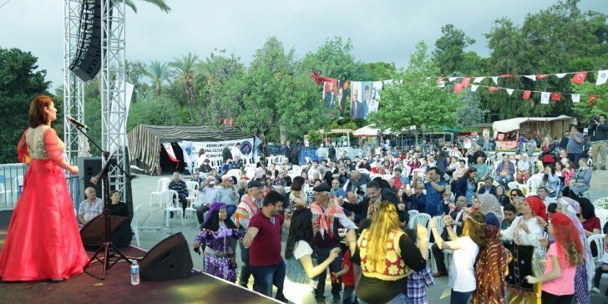 3'üncü Uluslararası Yörük Festivali coşkusu konserlerle devam ediyor