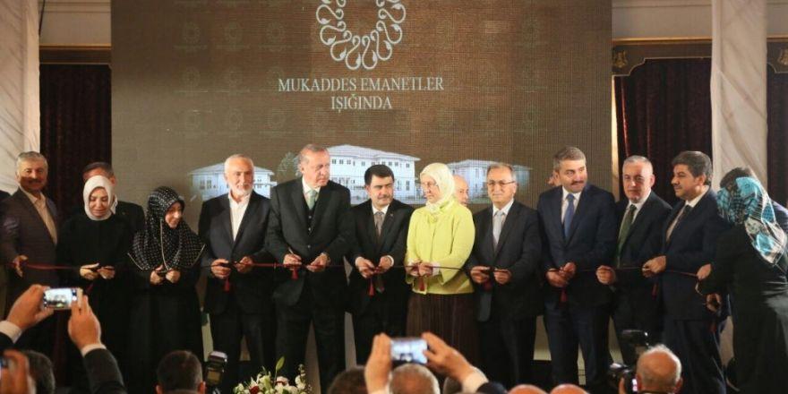 """Cumhurbaşkanı Erdoğan: """"Türkiye'nin duruşu, dünyanın her yerindeki mazlumlar ve mağdurlar için de bir umut kaynağı olacaktır"""""""