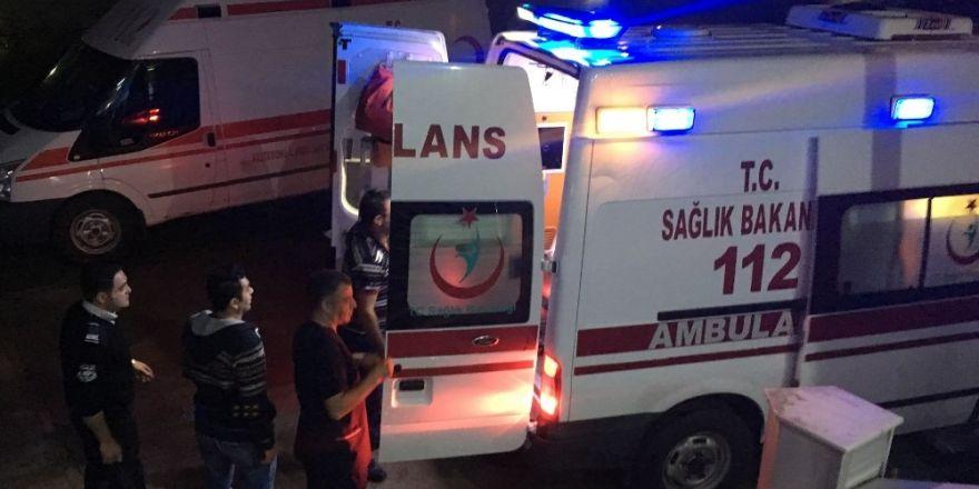 Bozkurt'ta trafik kazası: 3 yaralı