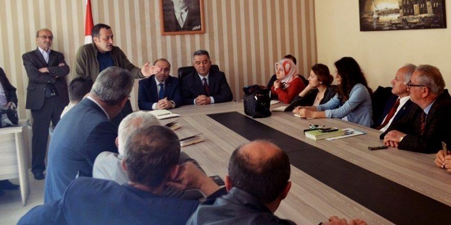 """Şalpazarı'nda """"Geleneksel Halk Kültürümüz"""" çalışması"""