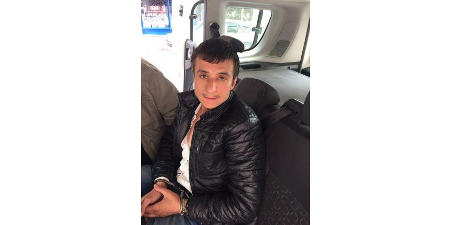 Yeni Marmara Gazetesi'ni kurşunladığı iddia edilen şahıs yakalandı