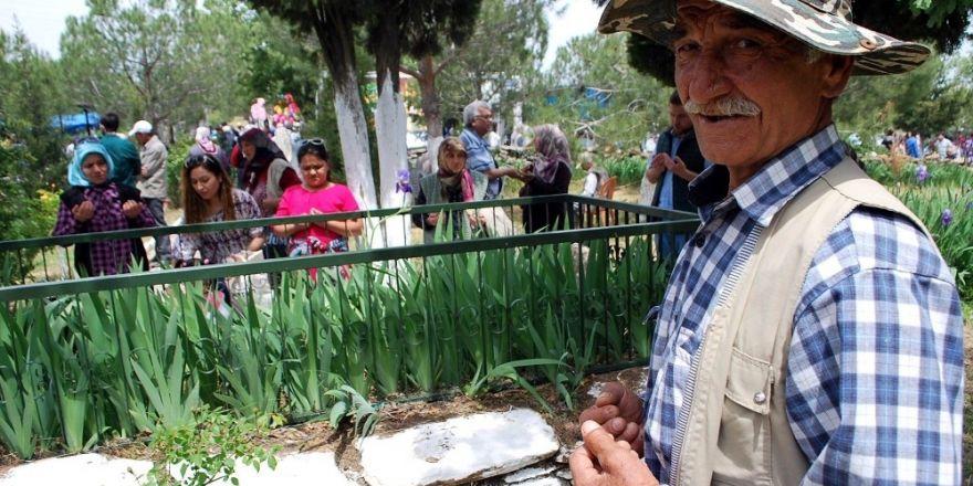 Salihli'de 8 bin kişilik hayır yemeği