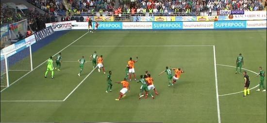 Çaykur Rizespor Galatasaray maçında kural hatasımı var, maç tekrarmı oynanacak?