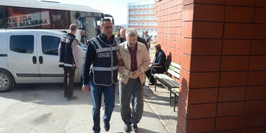 FETÖ'nün 'Mahrem İmamları' adliyeye sevk edildi