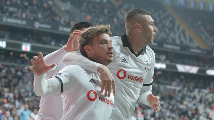 Vodafone Park'ta 3 gol!