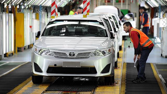 Mart ayı sanayi üretimi rakamları açıklandı!